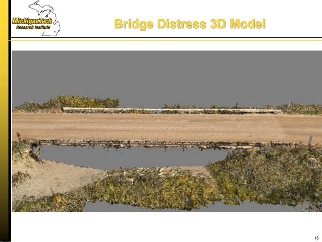 Bridge Distress 3D Model 15
