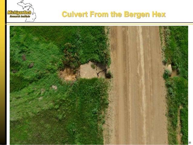 Culvert From the Bergen Hex 20