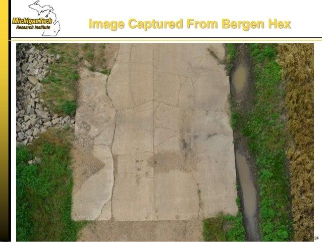 Image Captured From Bergen Hex 24