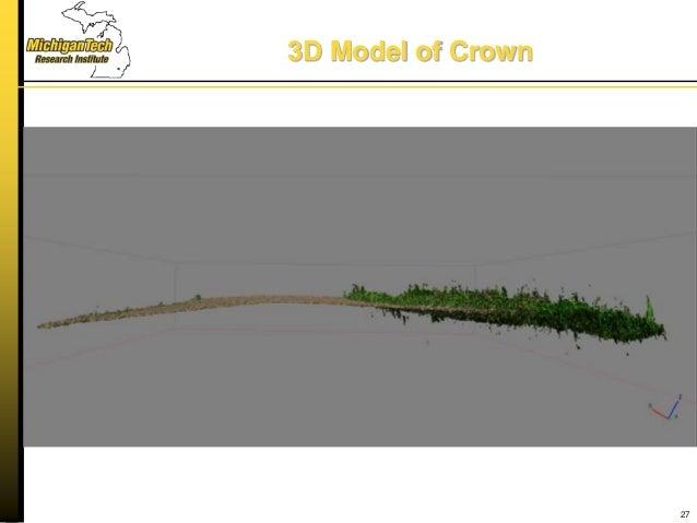 3D Model of Crown 27
