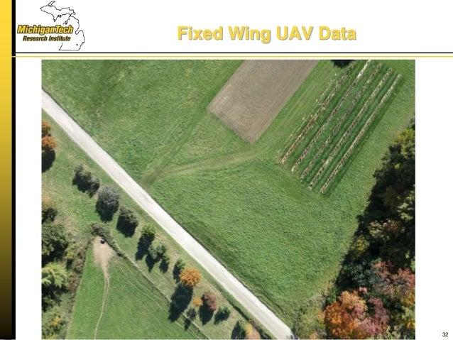 Fixed Wing UAV Data 32
