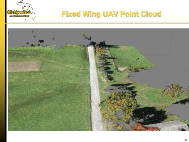 Fixed Wing UAV Point Cloud 33