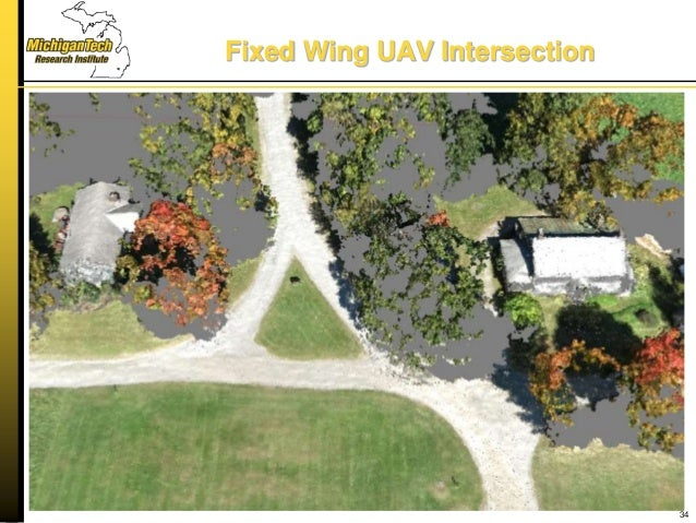 Fixed Wing UAV Intersection 34