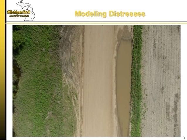 Modeling Distresses d 6