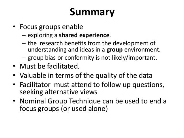 What Is a Focus Group and How Are They Used?