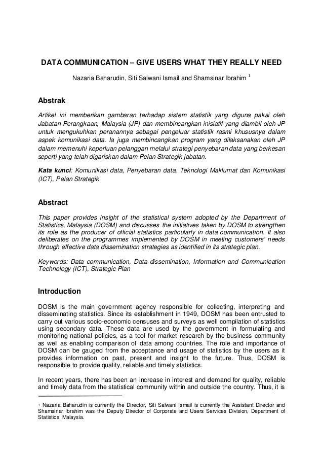 literature review komunikasi berkesan