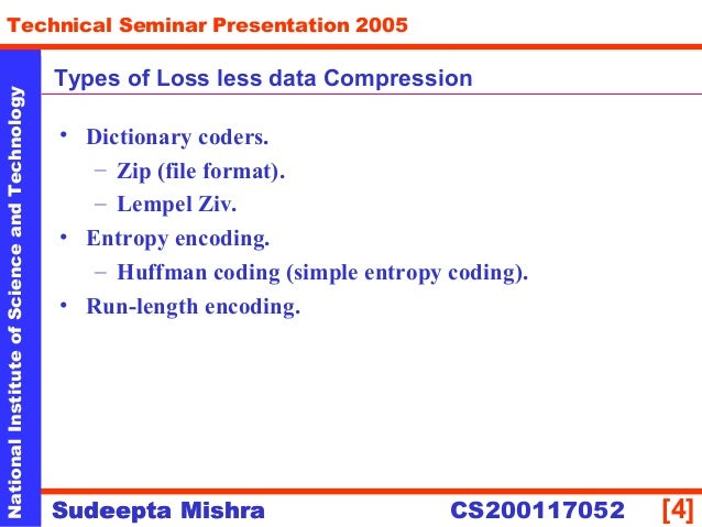 the simple process of data compression Data compression in computer science and information theory, data compression or source coding is the process of encoding information using fewer bits (or other information-bearing units) than an un-encoded representation would use through use of specific encoding schemes.