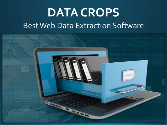 DATA CROPS BestWeb Data Extraction Software