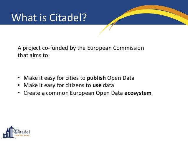 Data Days: Citadel pilots results