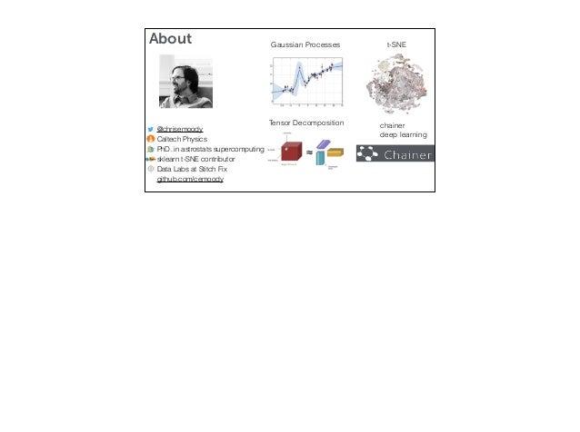 word2vec, LDA, and introducing a new hybrid algorithm: lda2vec Slide 2