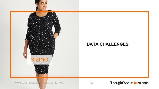 11 DATA CHALLENGESVISUAL SEARCH TDWI'18 Munich - DataDevOps - Sebastian Herold & Arif Wider