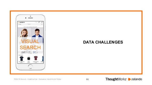 12 DATA CHALLENGES MANY MORE
