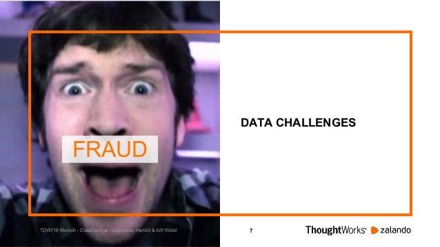 8 DATA CHALLENGES PRICING & FORECASTING TDWI'18 Munich - DataDevOps - Sebastian Herold & Arif Wider