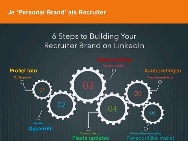 Datagedreven recruitment voor werving- en selectiebureaus: Van data naar talent in 3 eenvoudige stappen Slide 3