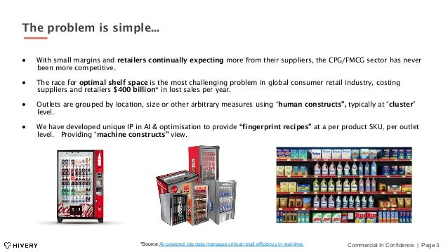 ● With small margins and retailers continually expecting more from their suppliers, the CPG/FMCG sector has never been mo...