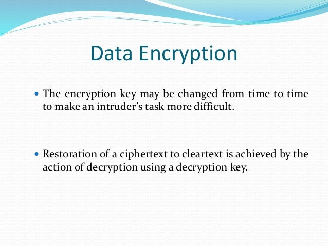 a description of encryption as the process of disguising information by transforming plaintext into  Phishing pages hidden in well-known directory 3012018 securityweek phishing uk-based cybercrime disruption services provider netcraft has spotted thousands of.