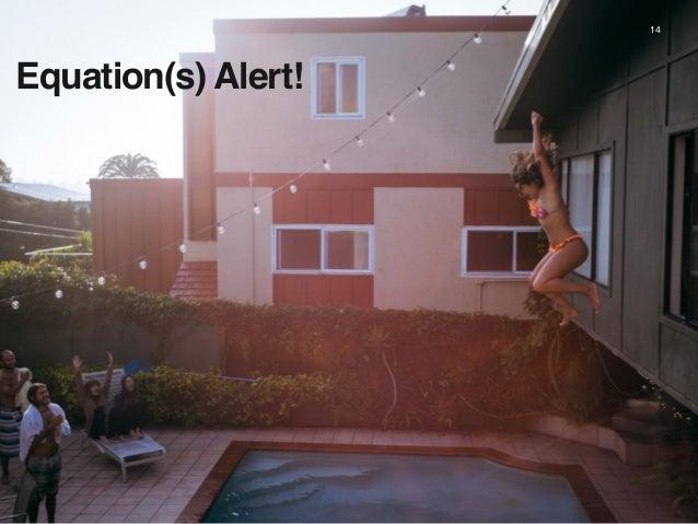 Equation(s) Alert! 14