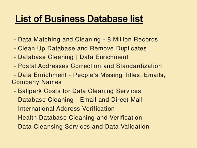 Data Enrichment – People's Missing Titles, Emails, Company Names