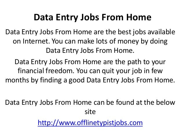 Captcha Data Entry Work From Home -