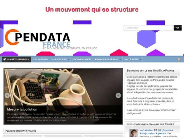 L'Open Data des entreprises, sujet en devenir