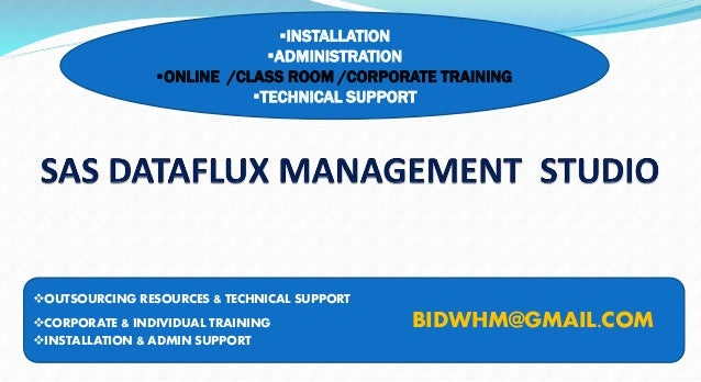 OUTSOURCING RESOURCES & TECHNICAL SUPPORT CORPORATE & INDIVIDUAL TRAINING BIDWHM@GMAIL.COM INSTALLATION & ADMIN SUPPORT...