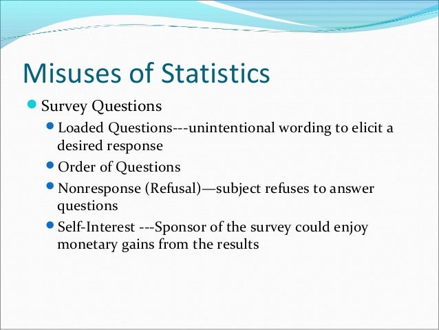ch01 statistics data statistical Library of congress cataloging in publication data main entry under title:  ( wiley series in probability and mathematical statistics) includes bibliographical.