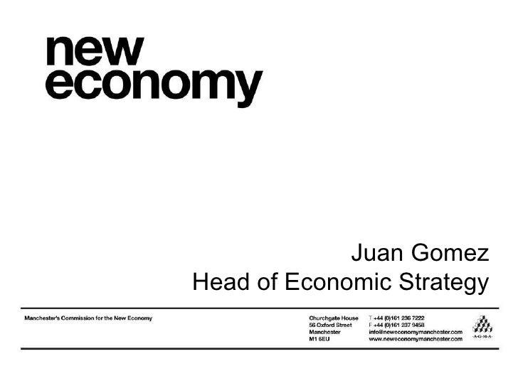 Juan Gomez Head of Economic Strategy