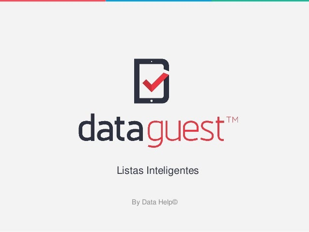 By Data Help© Listas Inteligentes