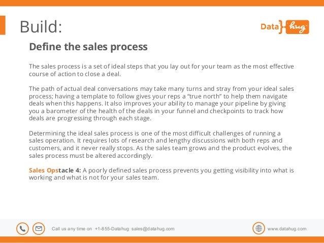 The b2b sales operations playbook build 6 pronofoot35fo Choice Image