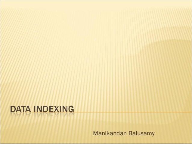 Manikandan Balusamy