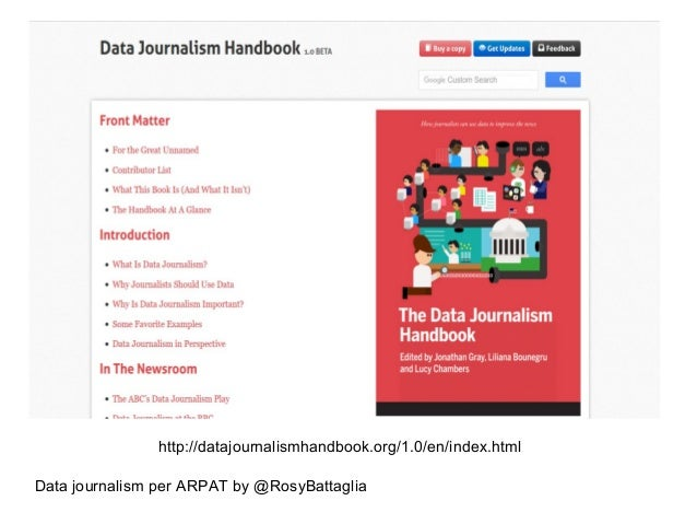 Data journalism per ARPAT by @RosyBattaglia http://datajournalismhandbook.org/1.0/en/index.html