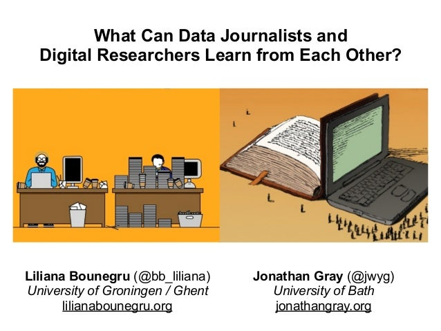What Can Data Journalists and 