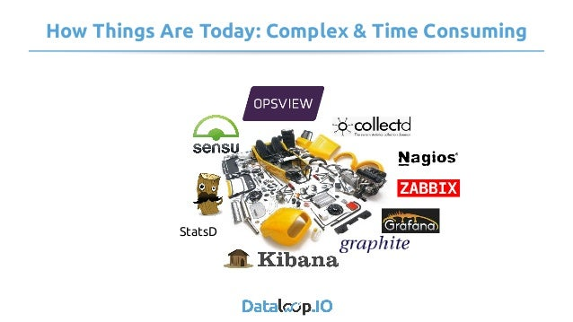 How Things Are Today: Complex & Time Consuming StatsD