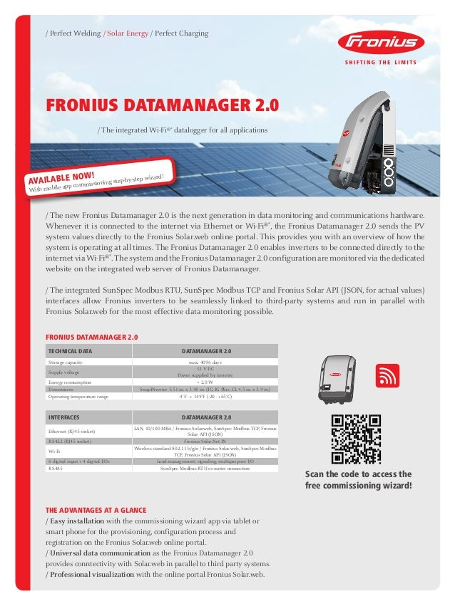 Data Manager 2 0