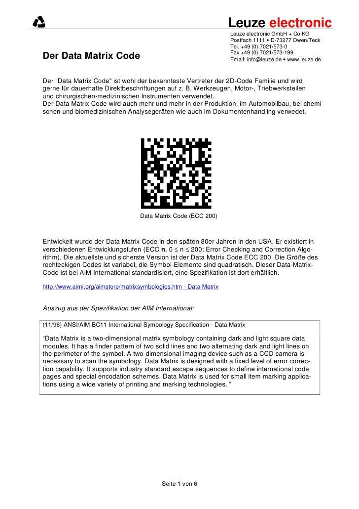 Leuze electronic                                                                   Leuze electronic GmbH + Co KG          ...