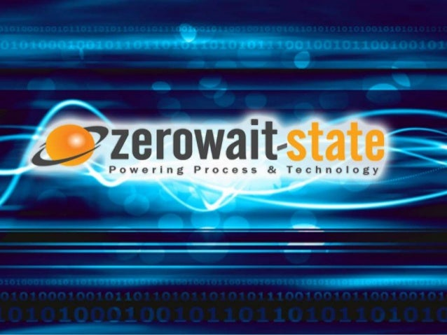 Migration Madness The Science of Data Migration Stephen Porter, CEO, Zero Wait-State Title Slide