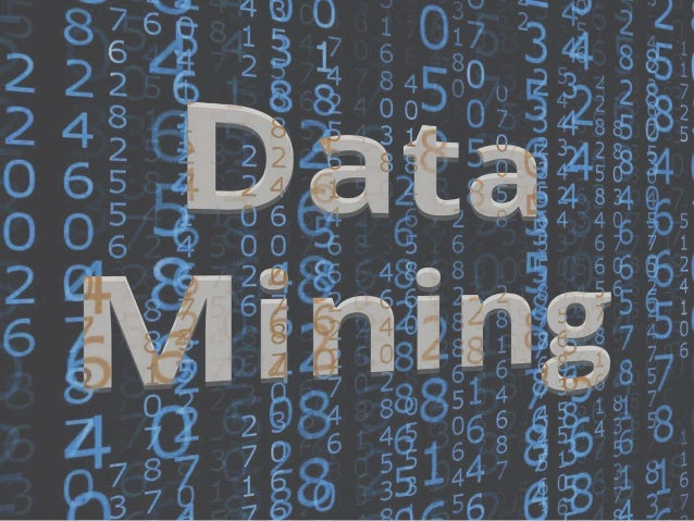 Data mining process involves extraction of data and related patterns from large volumes of raw data and convert it into us...