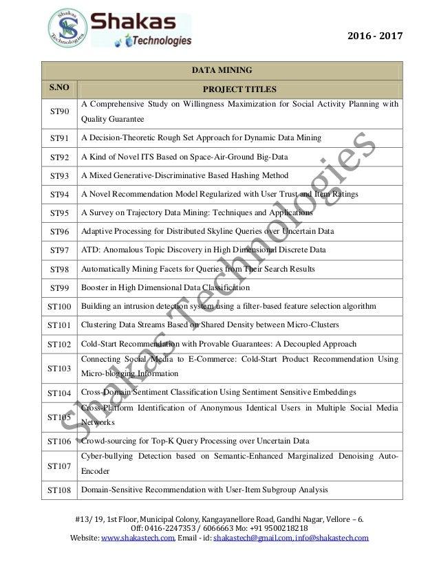 #13/ 19, 1st Floor, Municipal Colony, Kangayanellore Road, Gandhi Nagar, Vellore – 6. Off: 0416-2247353 / 6066663 Mo: +91 ...