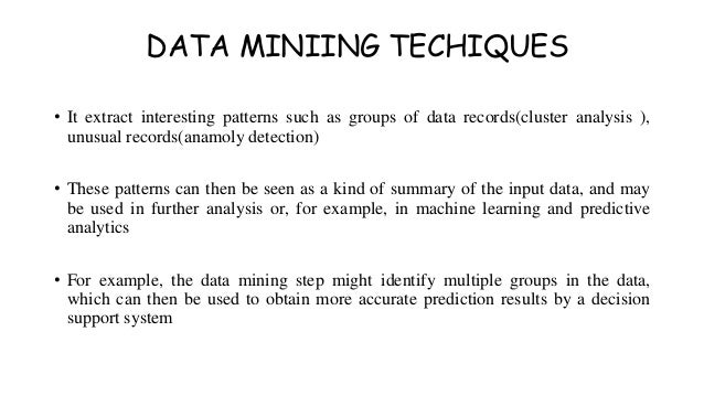 application survey on data mining and data warehousing Description data warehousing and mining: concepts, methodologies, tools, and applications provides the most comprehensive compilation of research available in this emerging and increasingly.