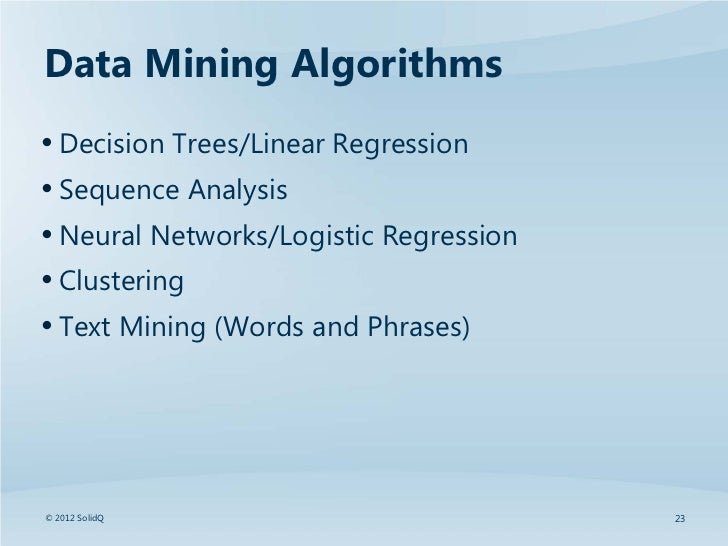 History of clustering in data mining