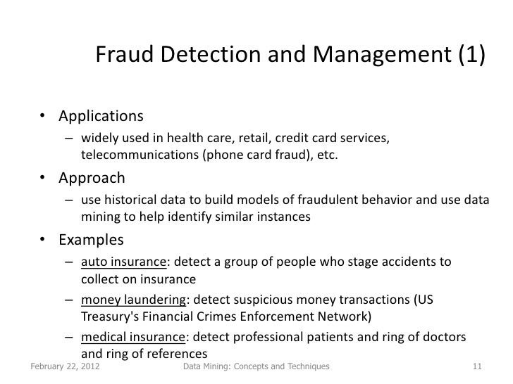 Credit Card Fraud Detection Techniques Seminar Ppt ...
