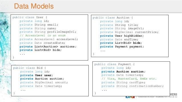 Data Modeling on NoSQL