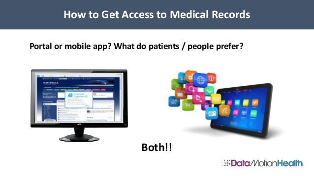 should people entrust google with their electronic medical record Monica chiarini tremblay, college of william  included in the electronic medical record can validate and  who entrust their.