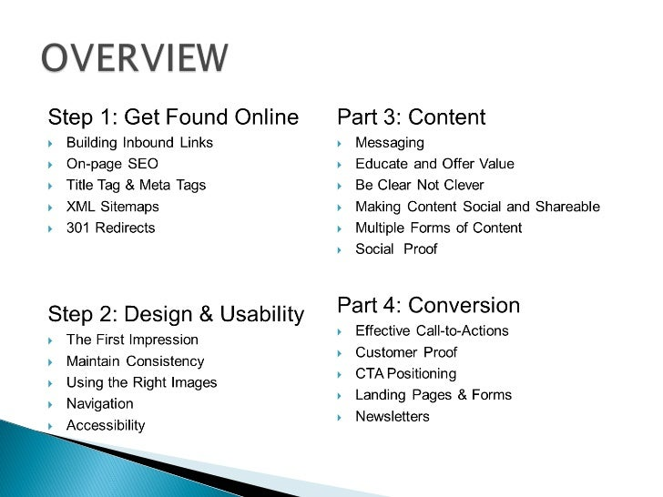 A Content Strategy Roadmap to Website Redesign Slide 2