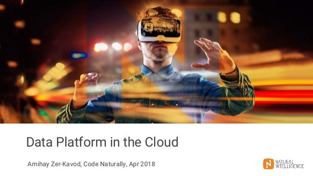 Data Platform in the Cloud