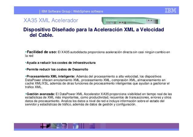 datapower aceleraci 243 n y seguridad xml