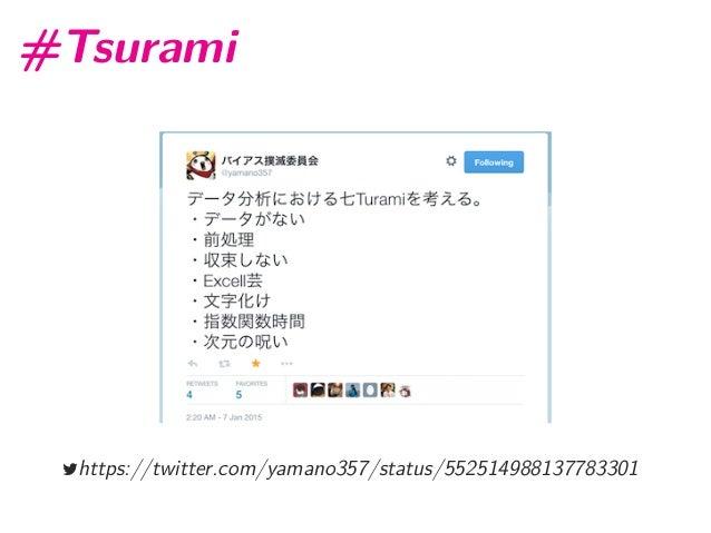 #Tsurami https://twitter.com/yamano357/status/552514988137783301