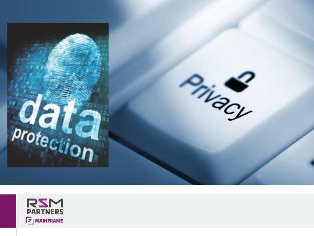 TheDataProtectionActcontrolshowyour personalinformationisusedbyorganisations, businessesorthegovernment. E...