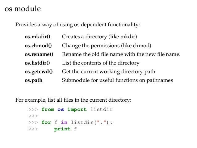 Python - File operations & Data parsing