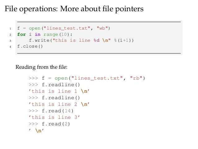 python read write Explains how to write to files using python reading files is cool and all, but writing to files is a whole lot more fun.